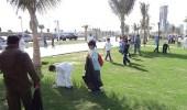 30 طالباً يشاركون ببرنامج توعوي للمحافظة على الأماكن العامة في الدمام
