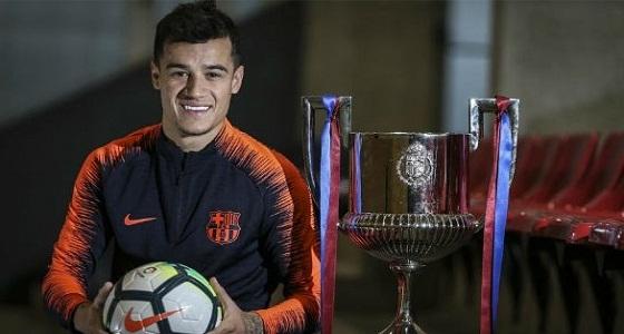كوتينيو: لم أفكر مرتين في الانضمام لبرشلونة