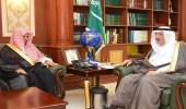 أمير جازان يؤكد متابعة ودعم القيادة لتحقيق أعلى مستوى من العدل