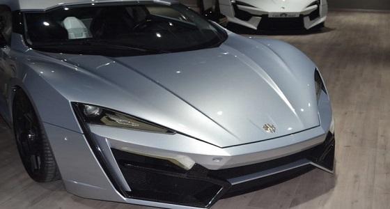 عرض سيارة لايكان هايبر سبورت المثيرة بسعر خيالي