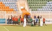 شاهد.. لاعبو الهلال يؤدون الصلاة قبل مباراتهم مع الاستقلال