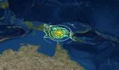 بابوا غينيا الجديدة تتعرض لزلزال بقوة 7.5 درجات