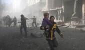 المرصد السوري: مقتل 10 مدنيين في غارات لقوات النظام السوري على الغوطة