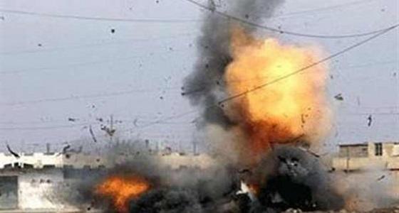 مقتل وإصابة 4 إثر انفجار عبوة ناسفة شمال بغداد
