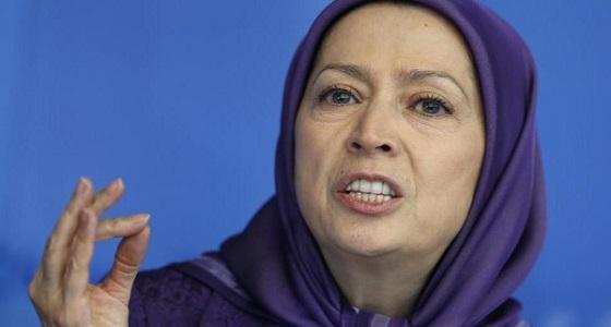 زعيمة المعارضة الإيرانية تدين اعتقال المئات من الدراويش المحتجين