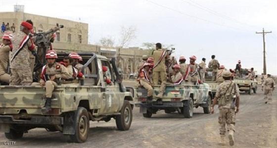 مقتل 9 حوثيين وإصابة العشرات في هجوم للجيش على جبهة ميدي