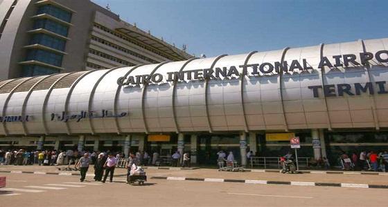 إعلان حالة الطوارئ بمطار القاهرة الدولي
