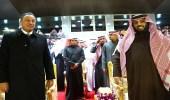 بالصور.. تركي آل الشيخ يصل ملعب اعتزال فؤاد أنور