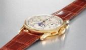 بالصور..ساعة شخصية للملك فاروق الأول للبيع في دبي