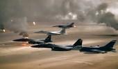قوات التحالف العربي تستهدف تعزيزات لمليشيا الحوثي في البيضاء