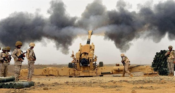 القوات السعودية تتمكن من قتل 30 حوثيا قبالة جازان
