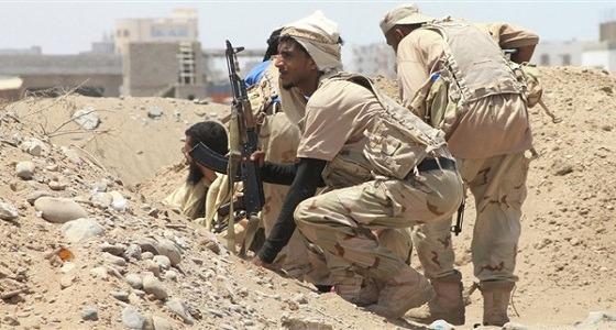 مقتل وأسر 5 عناصر حوثية بالضالع