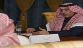 بالصور.. رئيس النصر يعقد اجتماعًا لمناقشة قضايا الحاضر والمستقبل