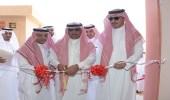 بالصور... مدير جامعة أم القرى يفتتح مبنى الكلية الجامعية بالليث