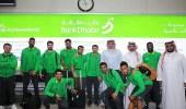 استقبال حافل لبعثة الأهلي في مسقط