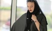 أشهر عارضة أزياء سعودية من أصل أوكراني