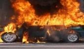 3 طالبات يحرقن سيارة رجل لتشهيره بهن