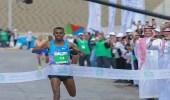 الأثيوبي تاميرا يحصل على المركز الأول بماراثون الرياض الدولي