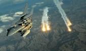 طائرات التحالف تشن غارات على مخابئ أسلحة مليشيات الحوثي