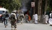مصرع 8 شرطيين في هجوم بوسط أفغانستان