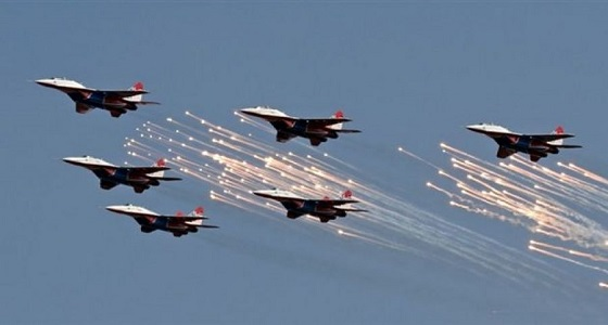 """"""" التحالف """" يستهدف تعزيزات للحوثيين وتدمر أسلحة ومعدات عسكرية"""