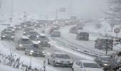 الأرصاد الجوية تحذر 28 مقاطعة فرنسية جراء تساقط الثلوج