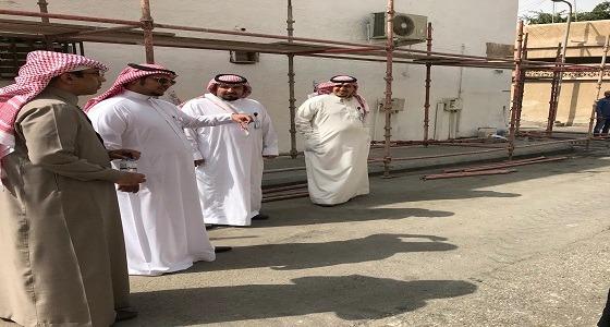 بالصور.. إطلاق مبادرة الفن الشرقي بحي الخبر الجنوبية