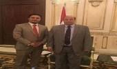 مستشار وزير الإعلام اليمني مع الشرعية ظاهريا.. وقلبه متعلق بالجزيرة