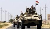 مقتل جنديين مصريين وإصابة 7 أخرين في سيناء