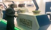 """السفير الجزائري يزور جناح """" القصيم """" بالجنادرية 32"""