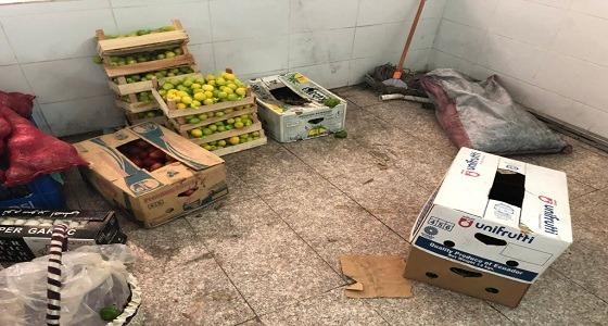 بالصور.. جولة ميدانية على سوق الطباخة في قباء