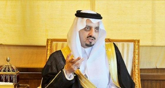 أمير عسير يوجه بالتحقيق في مقطع فيديو بين مسن وموظف في تعليم سراة عبيدة