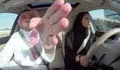 شاهد.. مواقف طريفة أثناء تعلم النساء قيادة السيارات