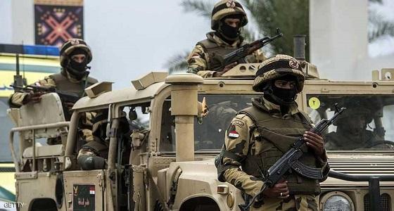 الجيش المصري يبدأ خطة شاملة لمجابهة الإرهاب في مناطق متفرقة