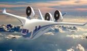 اكتشاف أول طائرة كهربائية هجينة في العالم