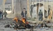 هجوم انتحارى بمحيط مقر الاستخبارات الأفغانية بكابول