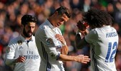 """رونالدو: لا أريد """" إيسكو """" في ريال مدريد"""