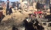 عشرات القتلى والجرحى في هجوم إرهابي أمام مسجد بليبيا