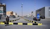 بالصور.. البدء في تنفيذ تقاطع طريق الملك سعود مع المستشفى بعنيزة