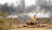 مدفعية الجيش اليمني تقصف مواقع وأهداف للحوثيين في غرب مأرب