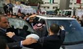 """إعلامي مصري يقصف جبهة """" قطر """" بعد ضرب سفيرها بالأحذية في فلسطين"""