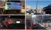 ضبط 557 مركبة مخالفة ضمن الحملة الميدانية الـ 12 بمختلف مناطق المملكة