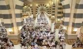 خطيب المسجد النبوي: الحياء صفة تأتي على رأس مكارم الأخلاق