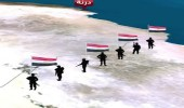 """"""" الجيش المصري """" يعلن الاستنفار على الحدود المصرية الليبية"""