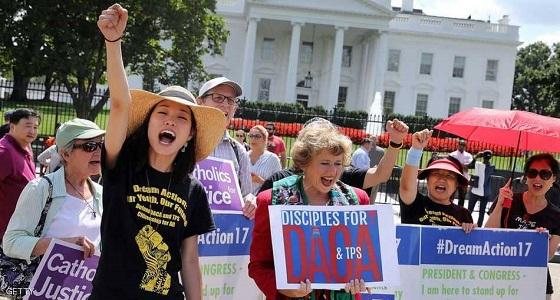 الشيوخ الأمريكي يرفض خطة ترامب بشأن الهجرة