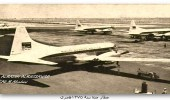 """صورة نادرة لمطار """" جدة """" تعود لعام 1375هـ"""