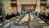 الوليد بن طلال يرأس اجتماع مؤسسته الإنسانية