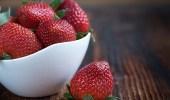 فوائد عديدة للفراولة..منها مقاومة التجاعيد