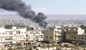 إصابة شخصين أحدهما طفلة جراء قصف تركي عنيف على عفرين