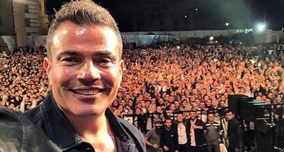عمرو دياب يحيي حفلا غنائيا بالمملكة لأول مرة